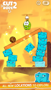 Cut the Rope 2s