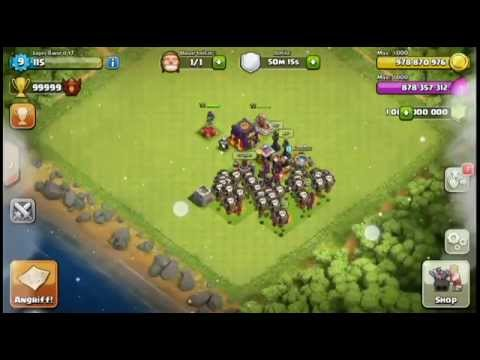 Clash Of Clans 2015 (7.65.5) Fun APK DOWNLOAD, UNLIMITED RESSOUCEN, GEMS!!!