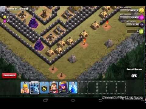 clash of clans hack - online cheat tool