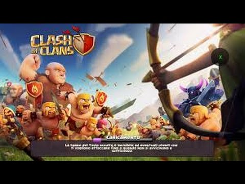Clash of Clans Hack - May 2015 - Versione 7.65.5