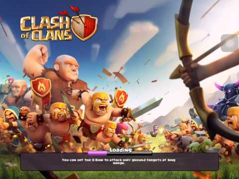 Hack Clash Of Clans Private Server (May Update) (7.65 Version) (Latest)