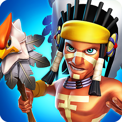 Island Raiders: War of Legends Apk v1.2.2