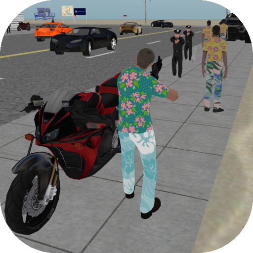 Miami crime simulator APK V 1.11 Download