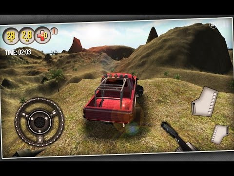 4x4 Offroad Driver 3D 2014 Full Free Android Game Apk DOWNLOAD