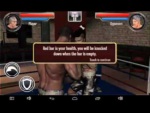 Amazing hack on 3D punch boxing rooted device only