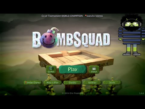 Android Games: BombSquad - [First Look]