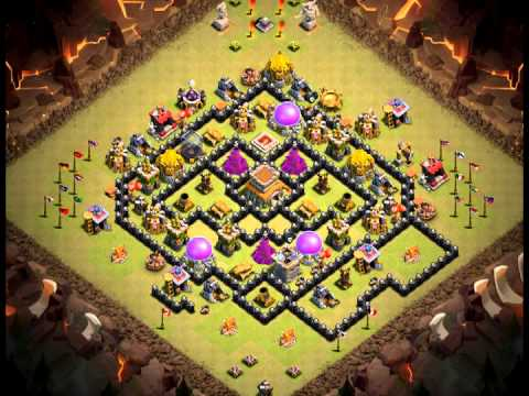Clash of Clans 7.1.1 Mod Apk (MEGA HACK)