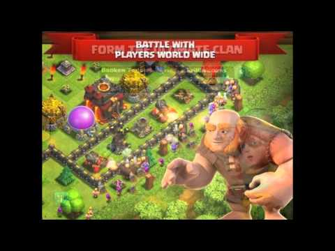 Clash of Clans v7.1.1 Apk Free Download