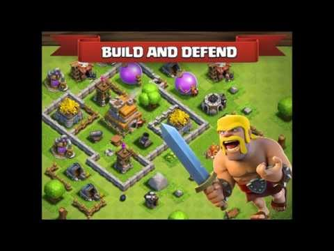 Clash of Clans v7.1.1 MOD APK [Unlimited Gems - Working!]