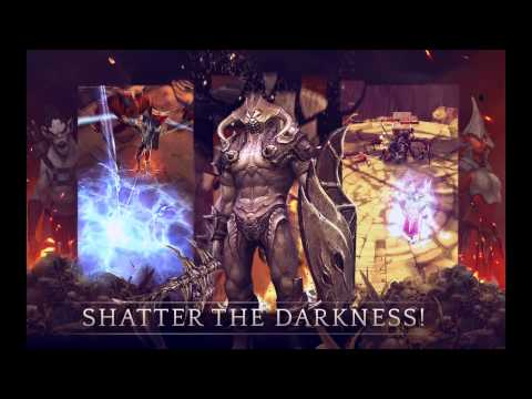 Darkness Reborn v1.1.7 (Mega Mod) new version gameplay #apkmania