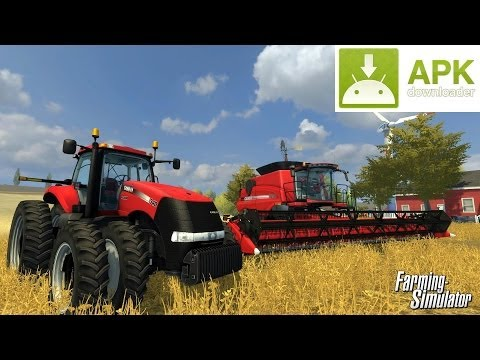 Farming Simulator 14 Android APK [Free Download] (100% Working)
