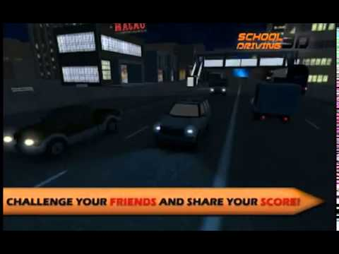 free School Driving 3D v1 9 1 MOD Apk Unlimited XP Android