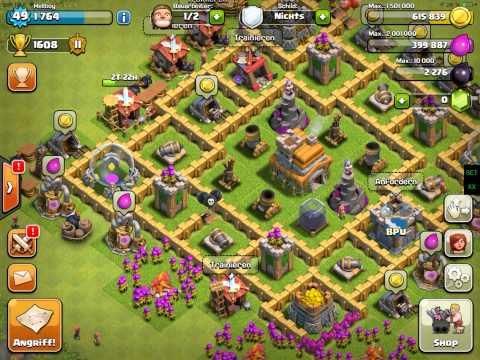 [HACK] Clash of Clans v7.1.1 for IOS (JB)
