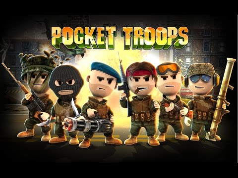 Pocket Troops - Android Gameplay HD