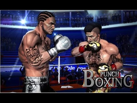 Punch Boxing 3D v1.0.8  - Android Gameplay HD
