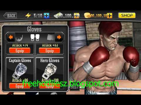 Punch Boxing v1.0.3 Hack Money & Coins Android Apk 2015