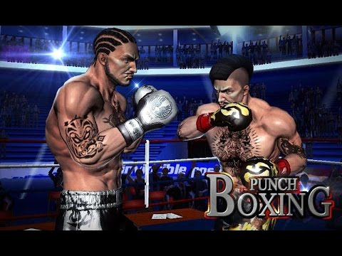 Rei Boxe - Punch Boxing 3D android gameplay