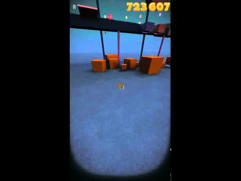 Stair dismount funny moment