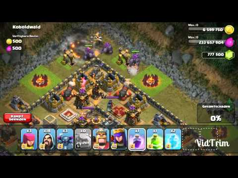 Clash of Clans Apk Hack mod 7.65.2