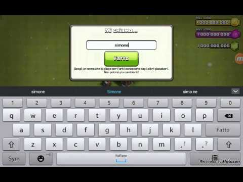 Clash of clans hack 7.65.5 Gems Video