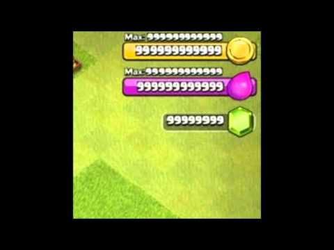 Clash of clans hack android version 7.65 infinite gems