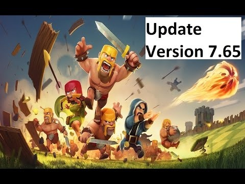 Clash Of Clans Update 7.65 Review apk mod