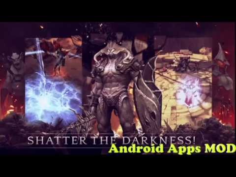 Darkness Reborn Apk + MOD (Immortality + Attack) + Data v1.1.9 Android