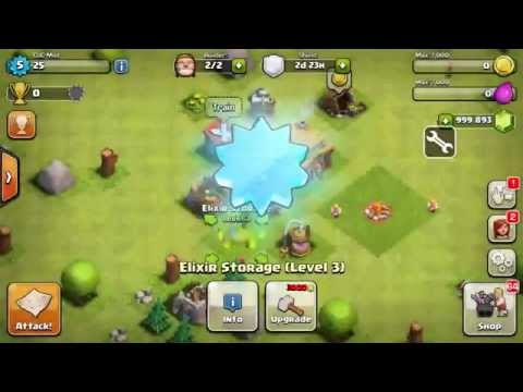 2015 | Clash of Clans Hack Unlimited Resources Mod - ANDROID