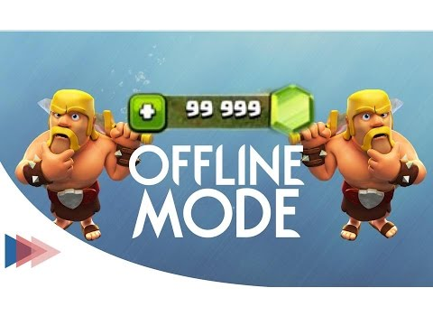 Buy EVERYTHING in OFFLINE MODE (Clash Of Clans)