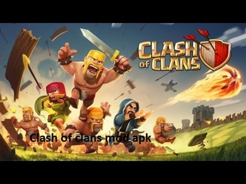 Clash of Clans 6.407 mod apk (Mediafire link !!!)