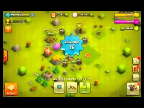 clash of clans unlimited gems apk 2015