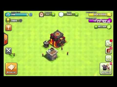 Clash Of Clans Android NEW Hack No Root APK