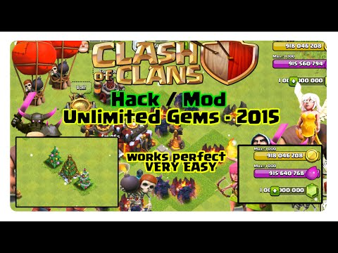 Clash of Clans APK Hack / Mod 2015 download (UPDATE)