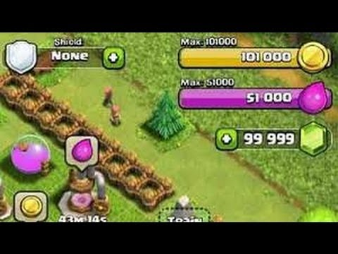 CLASH OF CLANS: APK MOD FOR OCT 2014