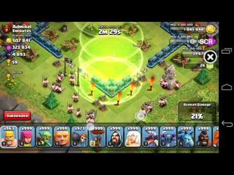 Clash of clans Developer Mod! 7.65.5. Online | IOS & Android