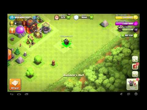 Clash Of Clans Hack 6.332.3 (Working 100%)