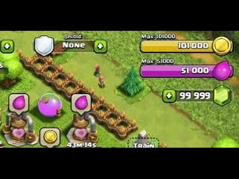 Clash of Clans Hack APK [ no root ]