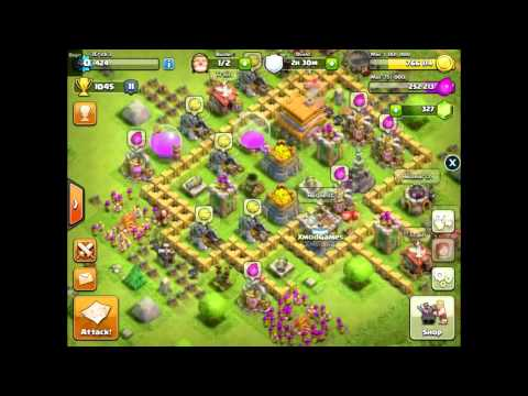 [Clash of Clans]How to Use New COC Features with Free Xmodgames!