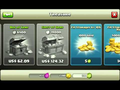 Clash of clans mod/hack apk 2014
