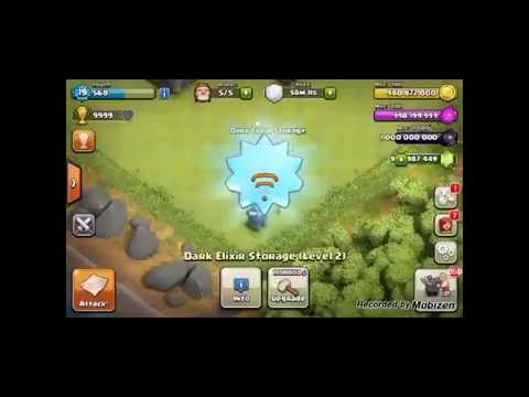 Clash of clans modded apk new update 6.407.8