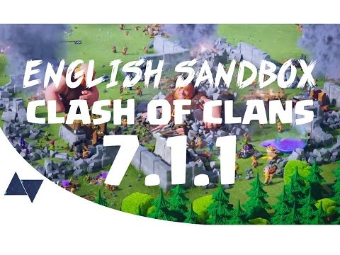 (ENGLISH VERSION / NEW ANDROID MOD) Clash Of Clans 7.1.1 : Sandbox , Loot Search , Keep Alive