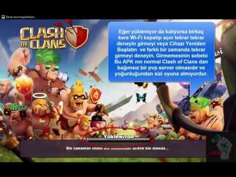 GameLog // Clash of Clans Hack (PvP Server) No-Root