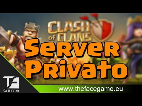 SERVER PRIVATO Clash of Clans --800.000 GEMME--