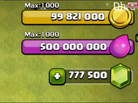 Clash of clans : How to get the developer app / Unlimited GEMS AND RESOURCES!