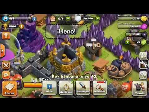 Game Hacker | Versión actual de Clash of Clans