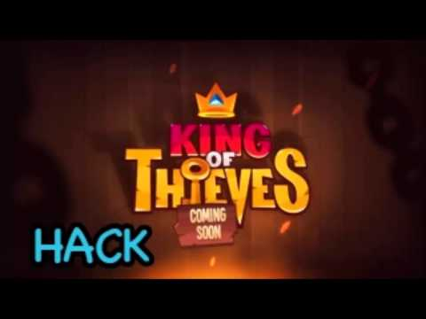 Hack King of Thieves Gold & Gems