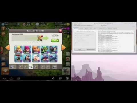 Clash of clans bot v7 1 100% working