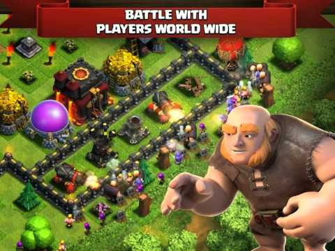 Clash of Clans v7.65 Air Sweeper Apk Download
