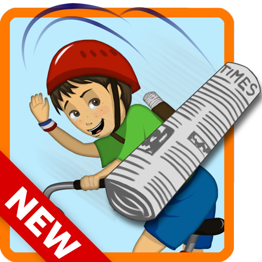 PaperBoy:Infinite bicycle ride v1.0 APK  Mod Money
