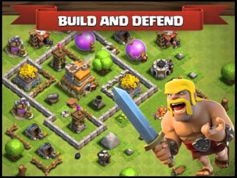 Clash of Clans v7.200.12 Apk – Android Games